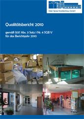 Qualitätsbericht Oder-Spree Krankenhaus 2010